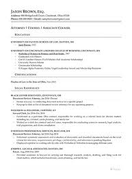 Family Law Attorney Resume Sample by Legal Resume Examples Resume Professional Writers