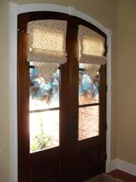 How To Make Roman Shades For French Doors - interior target curtains with cordless roman shades