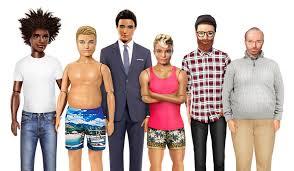 barbie u0027s beau ken u0027dad bod u0027 hipster makeovers shopping