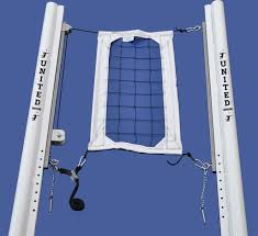 outdoor volleyball systems