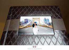 flush mount wedding album how to order your album pittsburgh wedding photographer
