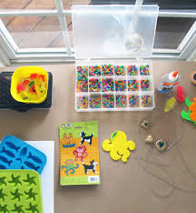 diy kids craft table u2014 tag u0026 tibby