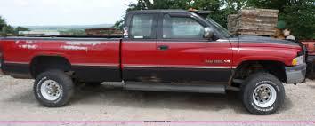 1995 dodge ram 2500 club cab slt 1995 dodge ram 2500 club cab pickup truck item av9929 so