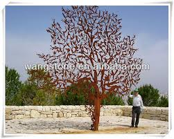 new products corten steel tree sculpture buy graden corten steel