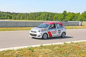 nissan canada oil change nissan micra cup race car big personality little package oye