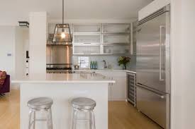 kitchens with glass cabinets glass kitchen cabinet doors gallery aluminum glass cabinet doors