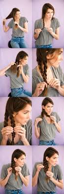 diy hairstyles in 5 minutes 23 five minute hairstyles for busy mornings yeahmag
