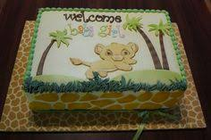 baby shower cake lion king baby cake lion baby cake pinterest