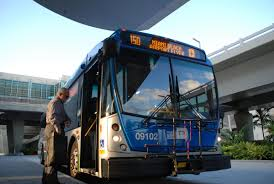 Miami Dade Transit Map by All In A Day U0027s Work With Miami Dade Transit Bus Driver Franklin