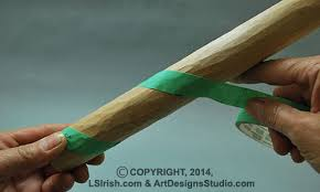 Free Wood Carving Patterns For Walking Sticks by Sassafra Twistie Cane And Snake Carving Project By Lora Irish