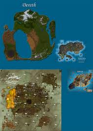 Eq2 Maps How Large Are Mmo Worlds Now Really A Comparison In World Sizes