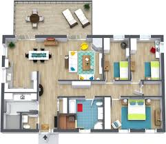 3 Bedroom 2 Bathroom House Plans 3 Bedrooms With Two Storey Small Houses Stylish Home Beauty