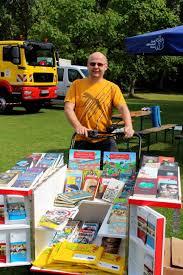 bibliothek quiz mit biblio bike beim familienspielefest stadtbibliothekbonnblog
