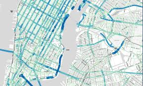 Nyc Parking Map How Dot Is Using Data To Perfect Its Street Safety Projects