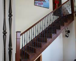 Banister Rails Metal Best 25 Metal Balusters Ideas On Pinterest Stairs Stair Case