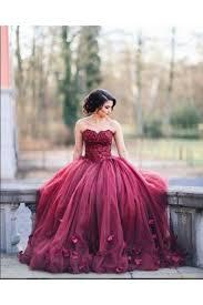 burgundy bridesmaid dresses sweetheart burgundy wedding dresses bridal gowns 3030227