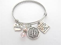 Wedding Keepsake Gifts Jr Bridesmaids Gift Junior Bridesmaid Bracelet Gifts For Jr