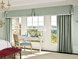 Curtains For Big Sliding Doors Alluring Curtains For A Large Window Designs With The 25 Best