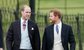 prince harry prince william won t be prince harry s best man at royal wedding