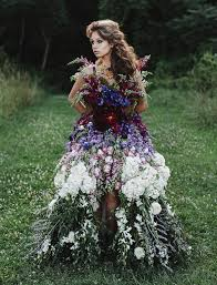 flower dress a dress made of flowers flower dresses flowers and flower