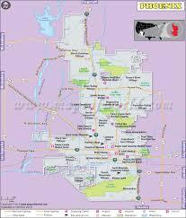 map of az map map of az capital of arizona