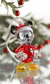 swarovski swarovski disney ornament mickey mouse 5004690