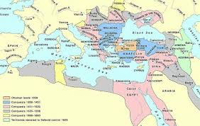 Ottoman Power by Ottoman Empire Conservapedia