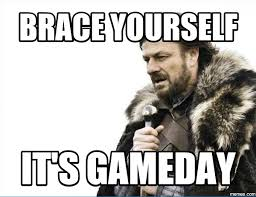 Game Day Meme - 5a d2 semi final college station vs calallen texas 5a sports