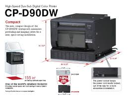 photo booth printer mitsubishi cp d90dw photo booth printer