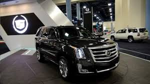 cadillac suv gas mileage 2018 cadillac escalade is a high standard setting luxury suv suv