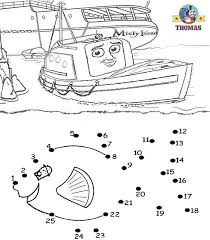 kids games dot dot numbers coloring pictures free