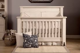 Rustic Convertible Crib Franklin Ben Providence 4 N 1 Crib W Toddler Rail Distressed