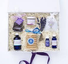 lavender gift basket the lavender per collection the hop shop