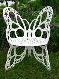 Butterfly Patio Chair Flowerhouse Butterfly Chair Reviews Wayfair