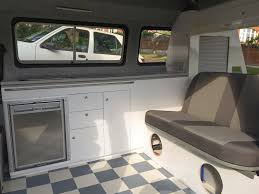 volkswagen camper inside contemporary vw t25 interior bespoke design by dubteriors