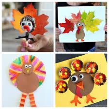 21 adorable turkey craft ideas and activities for