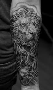 8 best awesome lion tattoo designs for men arm 2016 images on
