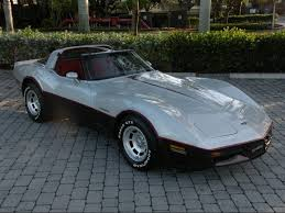 used corvette for sale in florida 1982 chevrolet corvette fort myers florida for sale in fort myers