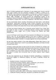 format resume kerajaan lim jit kiong s cv