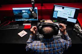 Radio Broadcasting Programs On Air Radio Broadcast Arlington Independent Media