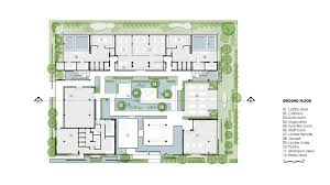 Ground Floor Plan Gallery Of Naman Spa Mia Design Studio 18