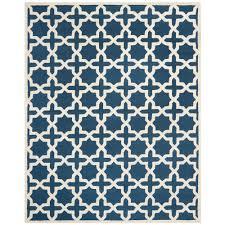 safavieh soho light blue multi wool 11 ft x 15 ft area rug