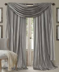Swag Curtains For Living Room Curtain Sheer Swag Curtains In Lilac Silver Blue Yellow For