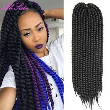 crochet twist hairstyle havana mambo twist hair extension crochet braids crochet twist