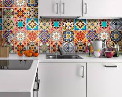 tradicional talavera pegatinas de azulejo este conjunto se compone