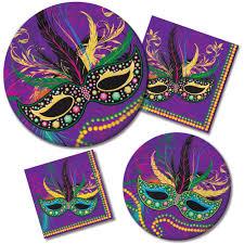 beautiful mardi gras masks party tableware decorations mardi gras mardi gras masks