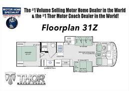 2018 thor motor coach hurricane 31z rv for sale mhsrv w dual a c