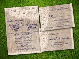 designs rustic wedding invitation templates download in