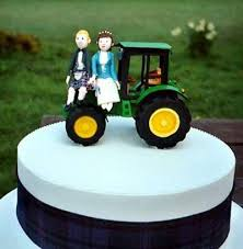 deere cake toppers 9 best wedding cake topper images on