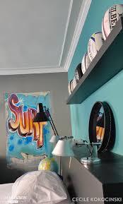 chambre surf chambre d 039 ado fan de rugby et de surf cécile kokocinski